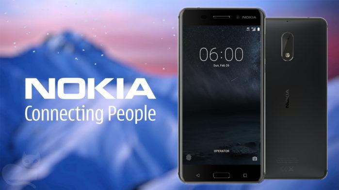 Nokia 5 e Nokia 6 Android Oreo 8.1
