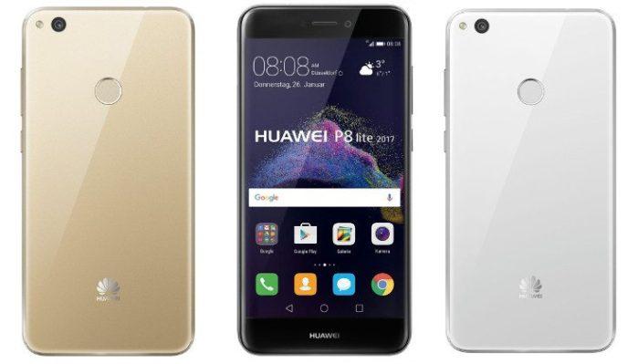 Huawei P8 Lite 2017 firmware marzo 2018