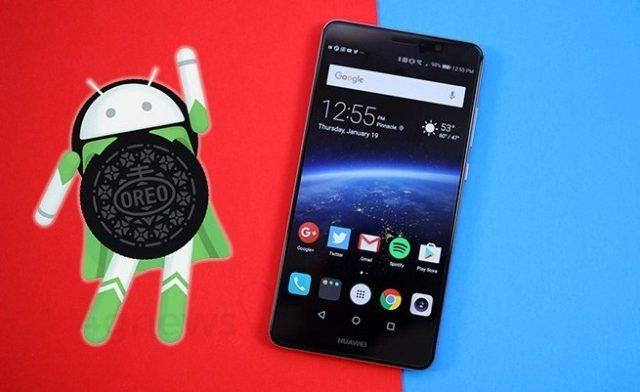 Huawei P10 e P10 Plus aggiornamento Android Oreo