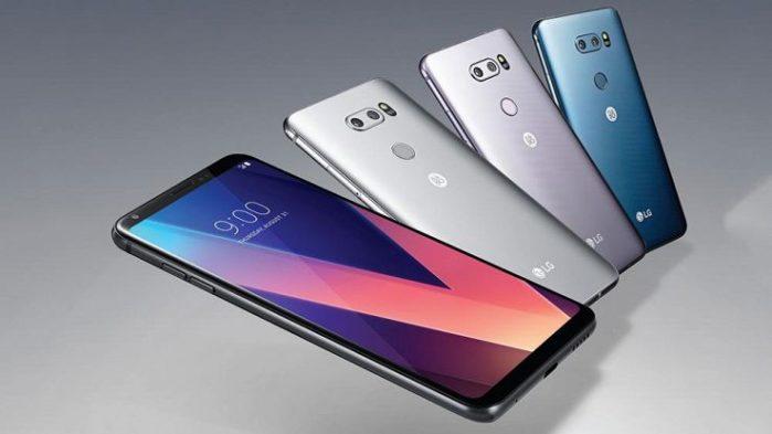LG V30 aggiornamento Oreo negli USA