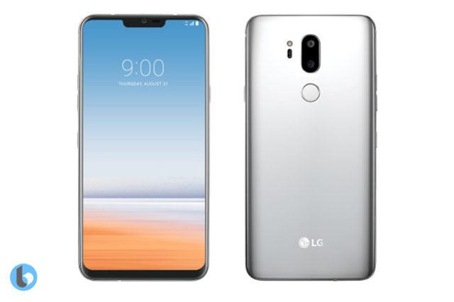 LG G7 niente display OLED