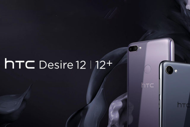Htc Desire 12 e 12+ sono ufficiali