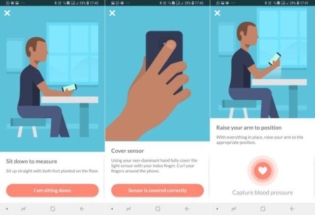 Samsung Galaxy S9 misura la pressione sanguigna: ecco l..