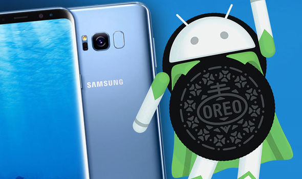 Samsung Galaxy S8 TIM ecco Android Oreo: firmware e link download