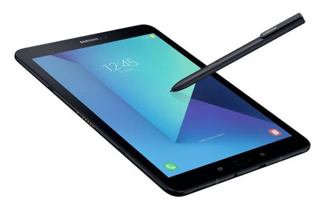 Galaxy Tab S3 aggiornamento Oreo