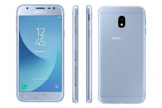 Samsung Galaxy J3 2017 patch di sicurezza aprile 2018 prima di Google