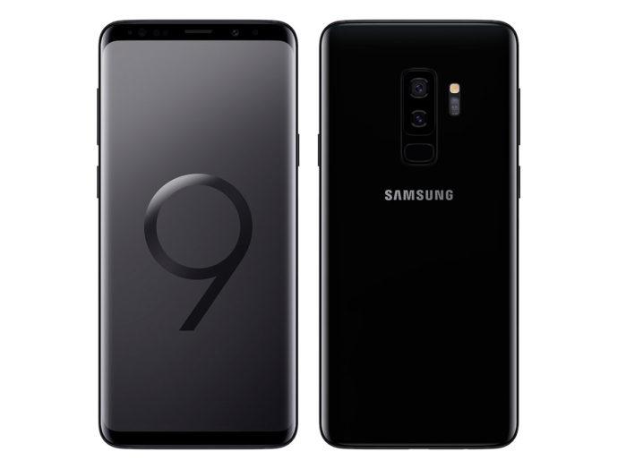 Galaxy S9+ DxOMark