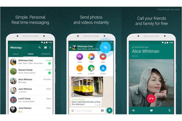 WhatsApp Android si aggiorna: novità chiamate di gruppo