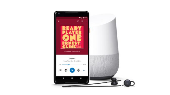 Google Play Books si aggiorna per gli audio-libri