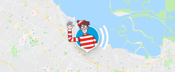 Pesce d'aprile Google: dove è Wally