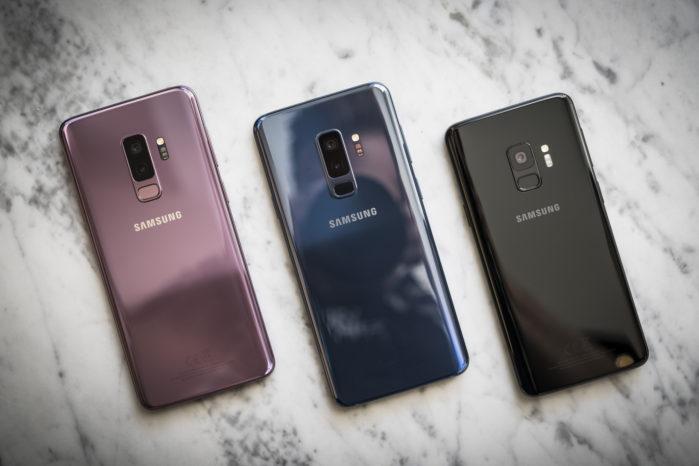 Galaxy S9 e S9 no IVA Unieuro