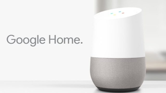 Google Home in italiano