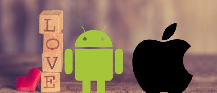 Apple iOS o Google Android fedeltà utenti