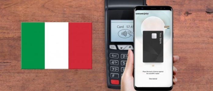 Samsung Pay ufficiale in Italia