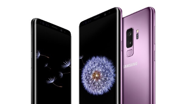 Galaxy S9 e S9 + rate Wind e Vodafone