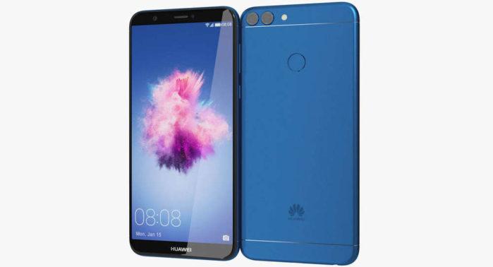 Huawei P Smart aggiornamento firmware marzo 2018