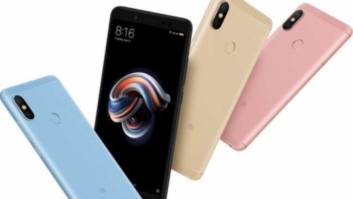 Xiaomi Redmi Note 5 pro in Italia