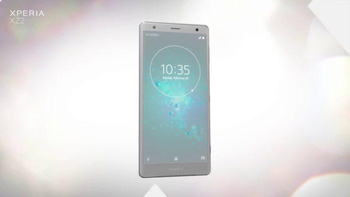 Sony Xperia come cambia il design dal 2012 al 2018