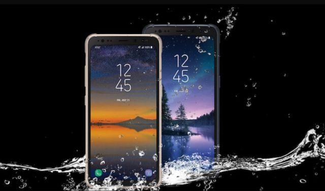 Samsung Galaxy S9 Active svelato con batteria potenziata