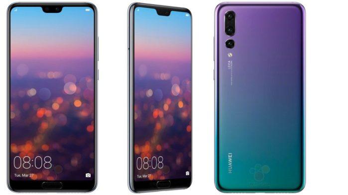 Huawei P20 Pro, P20 e P20 Lite a rate da TIM