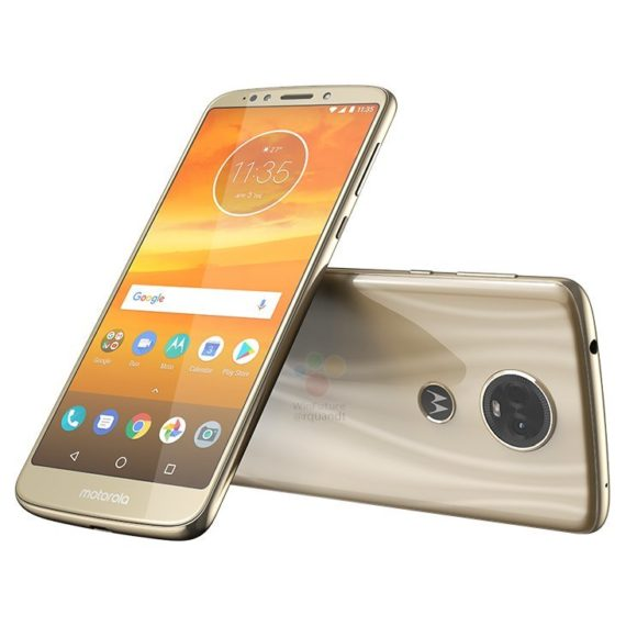 Motorola Moto E5 Plus rumors