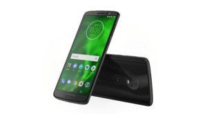 Moto G6, G6 Play e Plus ufficiali