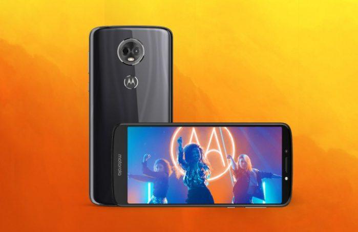 Motorola Moto E5 Plus ufficiale