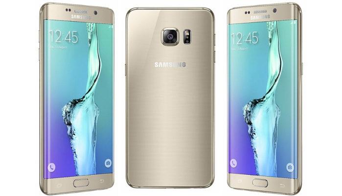 Galaxy S6 Edge Plus aggiornamento aprile 2018