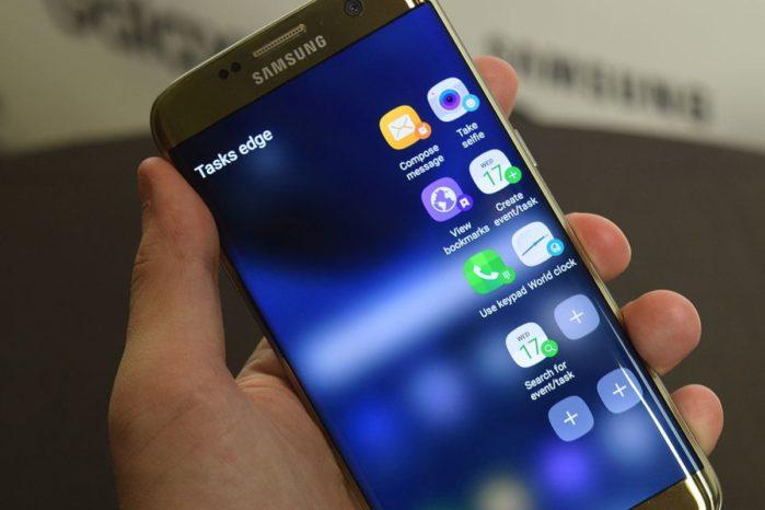 Galaxy S7 e S7 Edge: Oreo da metà maggio 2018