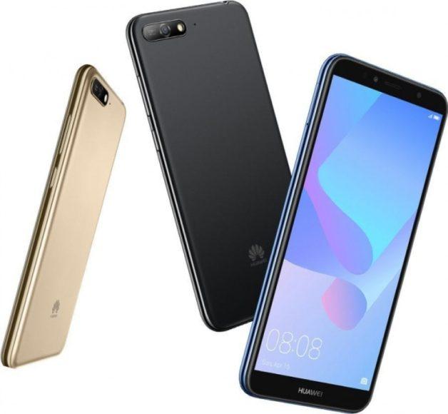 Huawei Y6 2018 ufficiale
