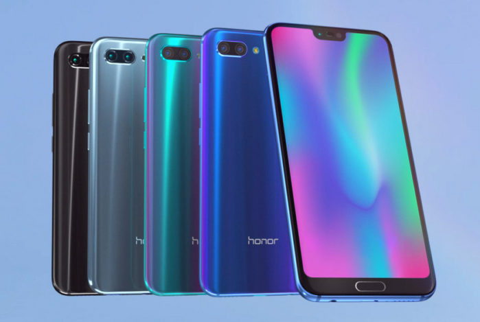 Sfondi ufficiali Honor 10 per Smartphone e iPhone