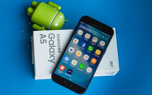 Aggiornamento Galaxy A5