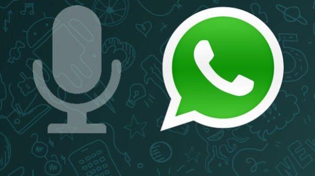 WhatsApp, ora i messaggi vocali si possono riascoltare e cancellare