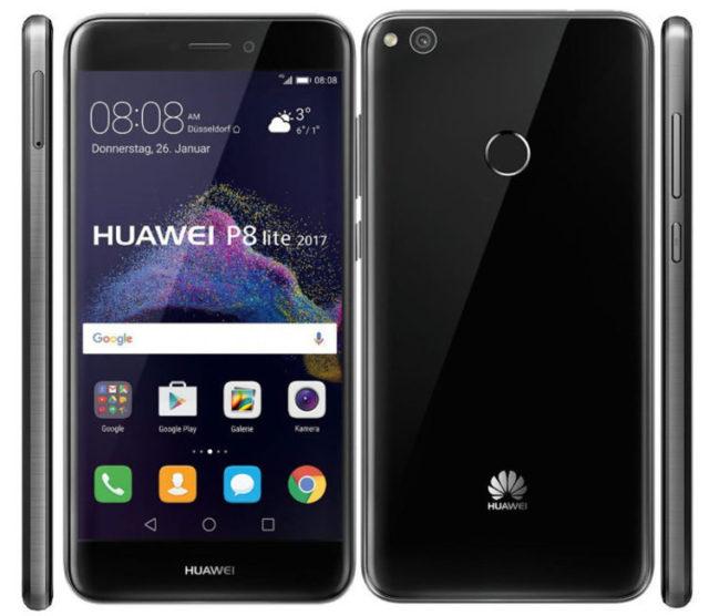 Huawei P8 Lite 2017 Android Oreo