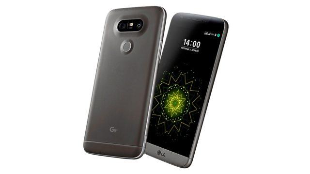 LG G5 e G5 SE si aggiornano con un nuovo firmware a fine apr