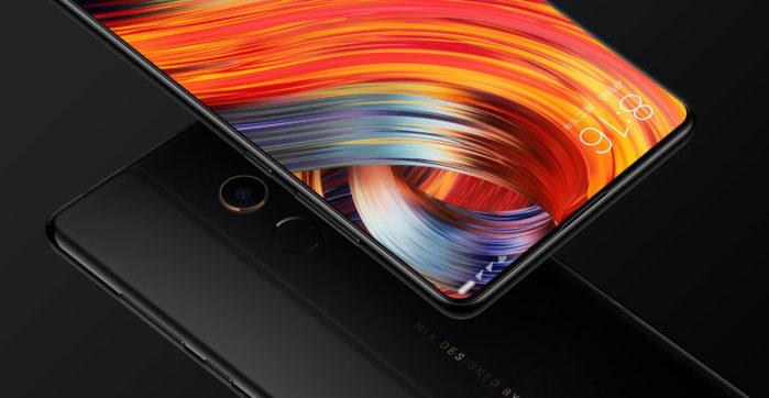 Xiaomi Mi Mix 2 sconto 100 euro sul prezzo in Italia