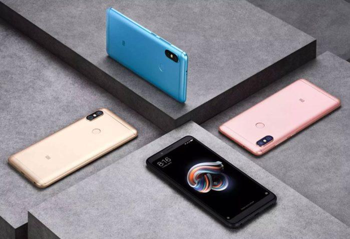 Xiaomi Redmi Note 5 offerta Gearbest Italia con Coupon