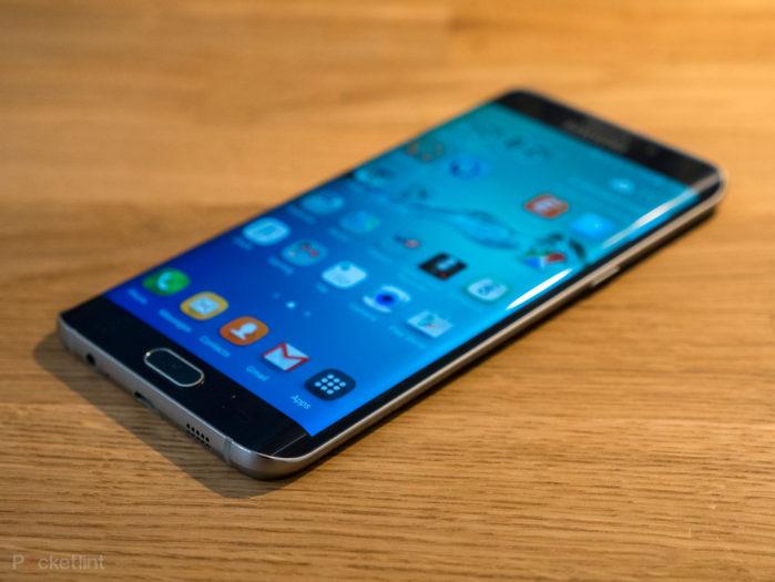 Galaxy S6 Edge Plus aggiornamento firmware di fine maggio