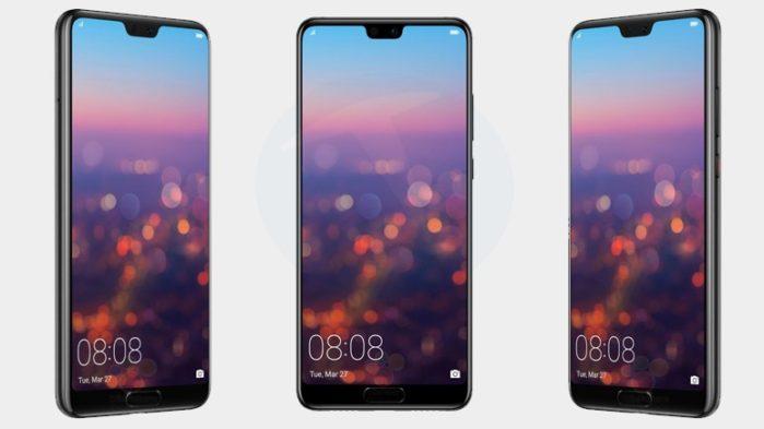 Huawei P20 Pro aggiornamento maggio 2018