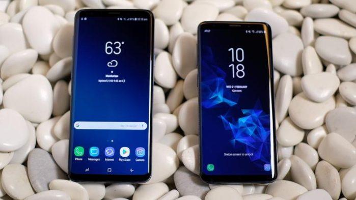 Galaxy S9 e S9+ bug chiamate nuovo aggiornamento firmware