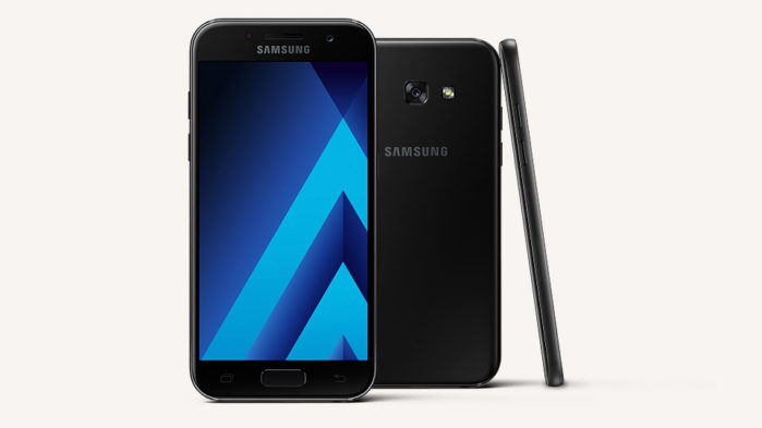 Galaxy A3 2017 aggiornamento Android Oreo