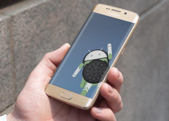 Galaxy S7 e S7 Edge Oreo in Corea del Sud