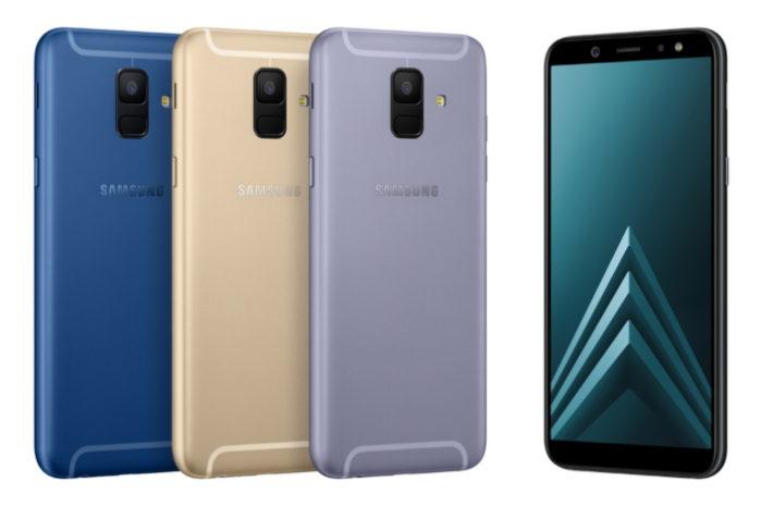 Galaxy A6 e A6 Plus ufficiali: le caratteristiche