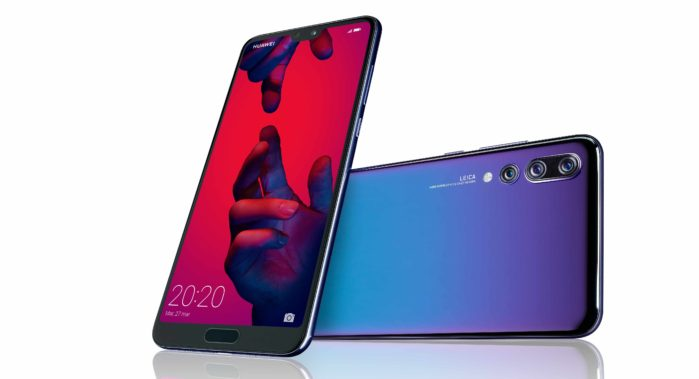 Huawei P20, P20 Pro e P20 Lite a rate con 10 Giga in regalo
