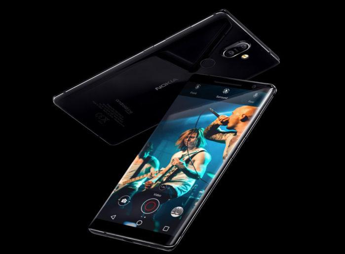 Nokia 8 Sirocco prezzo Italia