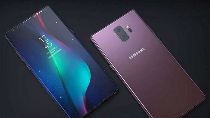 Galaxy Note 9 chipset Exynos benchmark