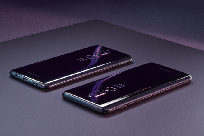 OnePlus 6 sfondi: link download