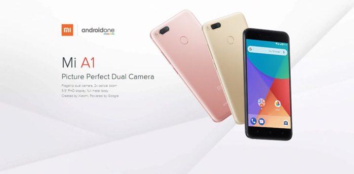 Xiaomi Mi A1 prezzo offerta