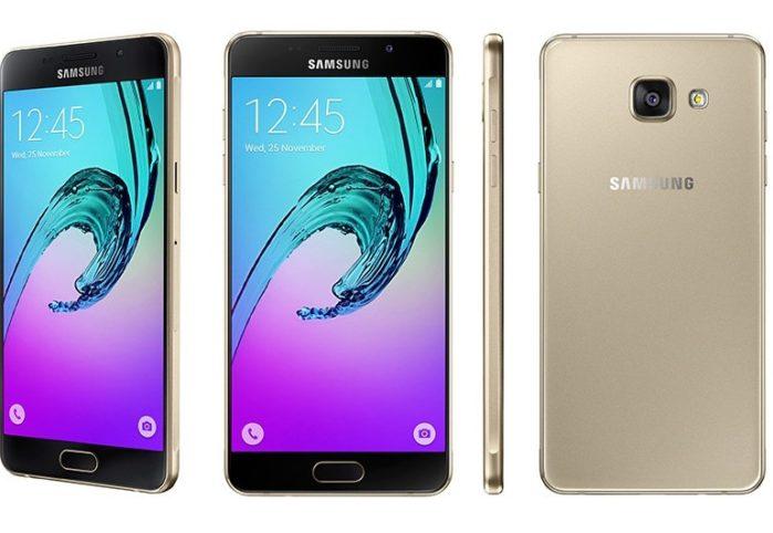 Galaxy A5 2016 aggiornamento maggio 2018