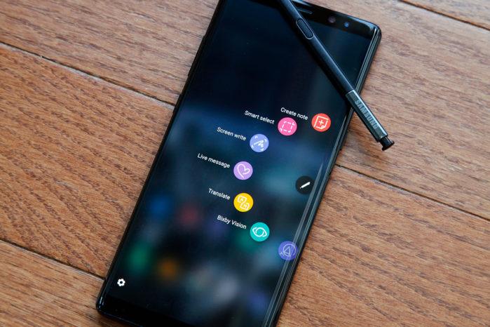 Galaxy Note 9 rumors